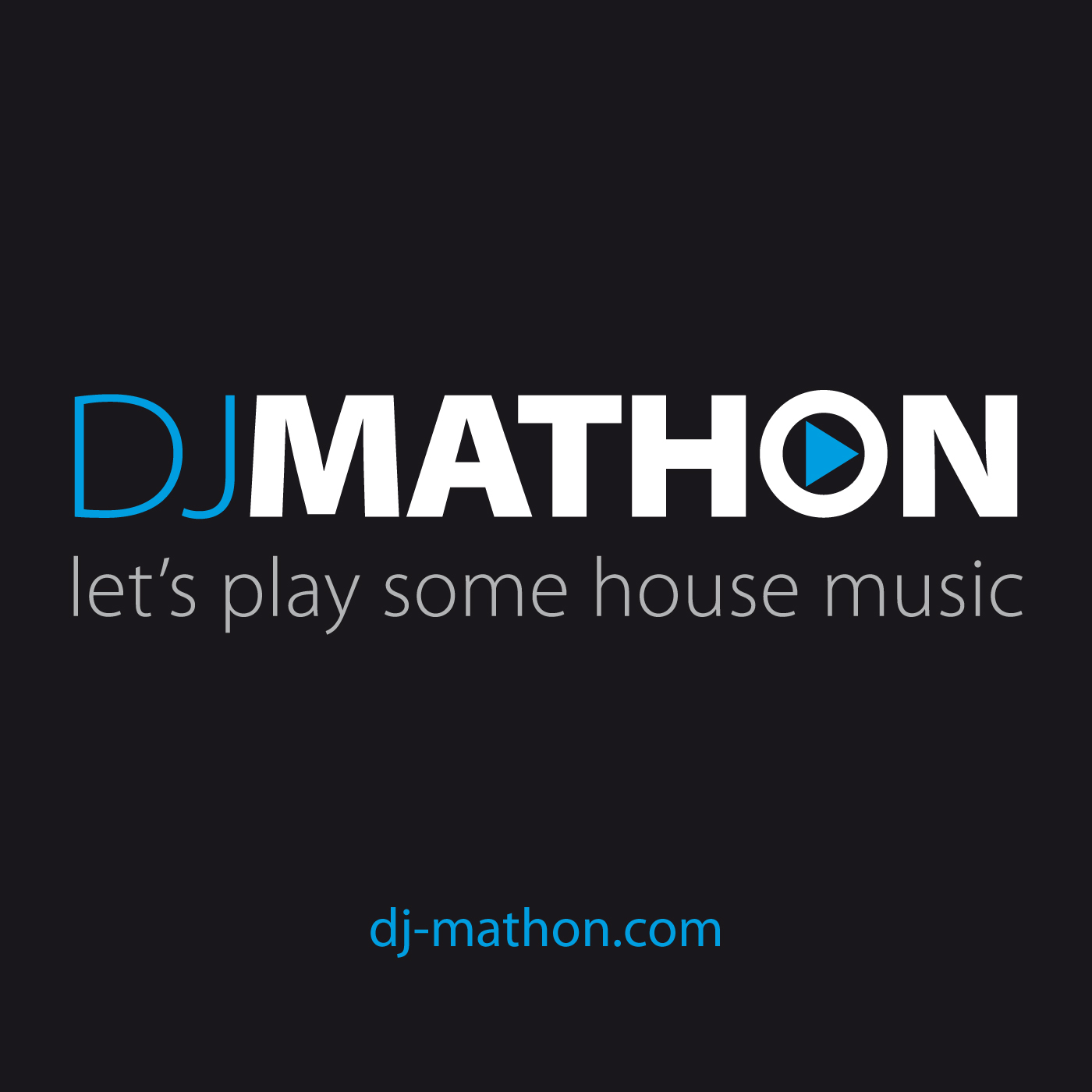 53 DJ MATHON IN THE HOUSE PODCAST PROMO MIX
