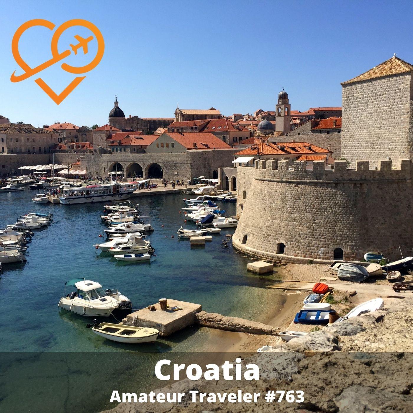 AT#763 - Travel to Croatia