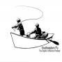 Artwork for S1 E2 - Guest Dan Sharley - Fly Fishing Watercolor Artist