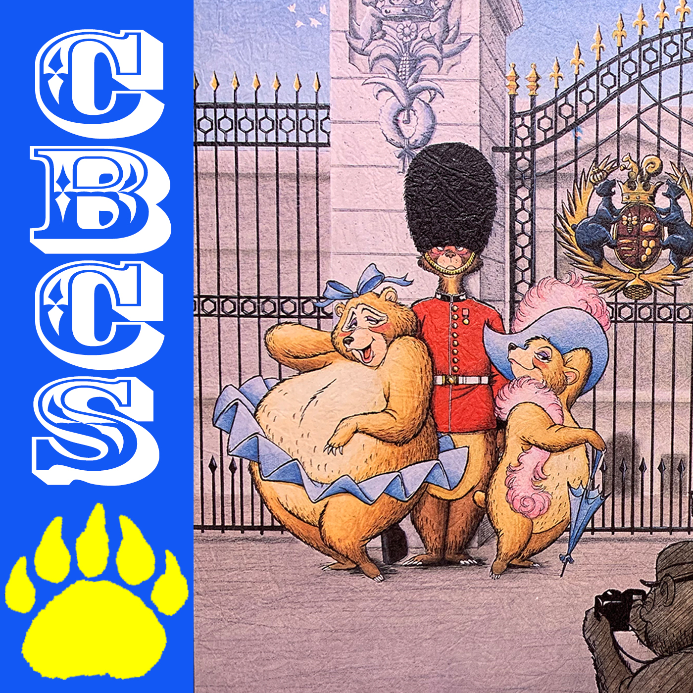 Artwork for Vintage Tokyo Disneyland World Tour Trixie/Teddi Barra Postcard - Country Bear Collector Show #217