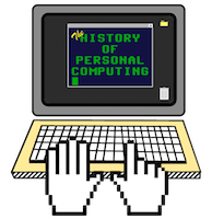 Artwork for Episode 341: History of Personal Computing