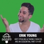 Artwork for 91: Erik Young on Creativity vs. Natural Inspiration, Stealing in Art, Taking Chances, and Learning from Your Mistakes