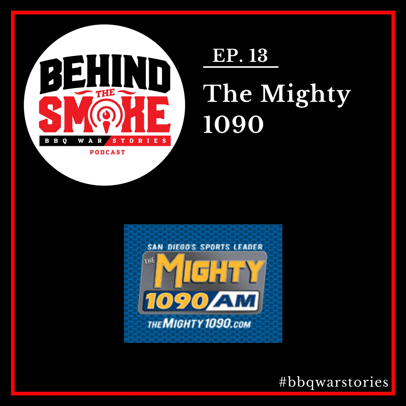 Artwork for #013:  - San Diego Sports and the New Era of Digital Marketing for Scott Kaplan - The Mighty 1090