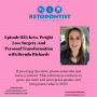 Artwork for KDP Ep 031: Keto, Weight Loss Surgery, and Personal Transformation with Brenda Richards