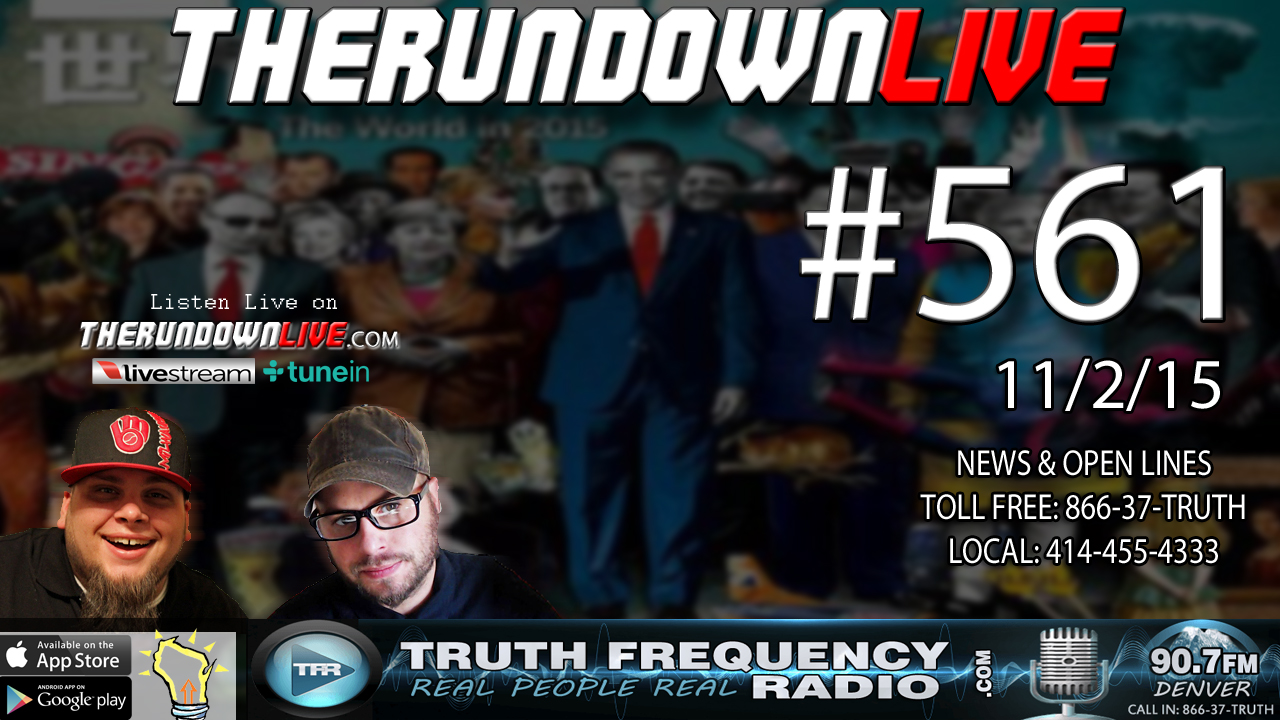 The Rundown Live #561 (Packers,Star Wars No Masks,Royals,Tribalism)