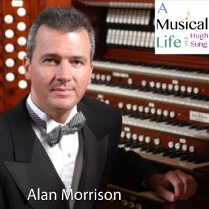 Alan Morrison, Organist