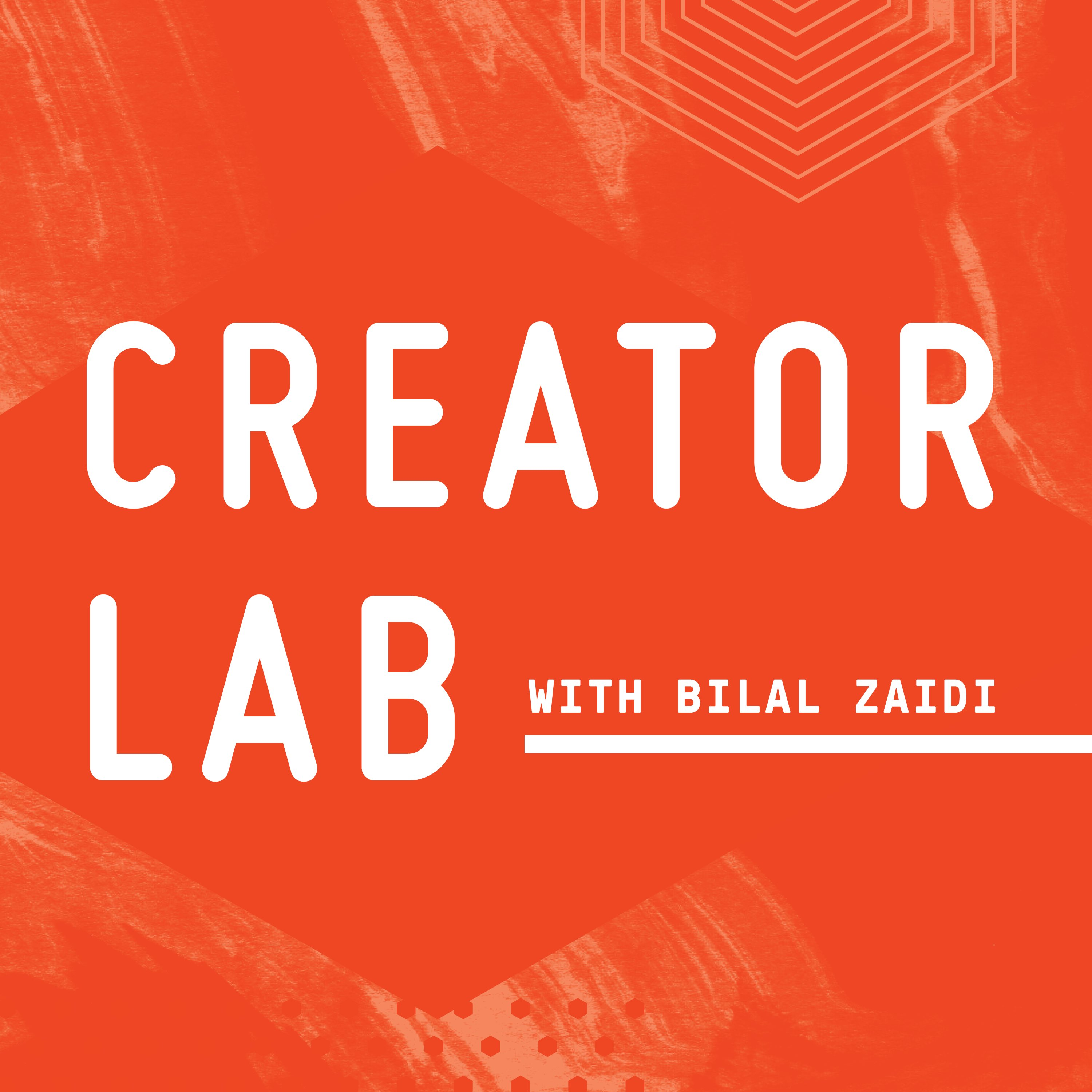 Creator Lab - interviews with entrepreneurs and startup founders show art