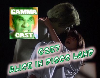 Gamma Cast S2E7