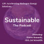 Artwork for #129: Accelerating Hydrogen Energy Solutions with Traver Kennedy, CEO Joi Scientific
