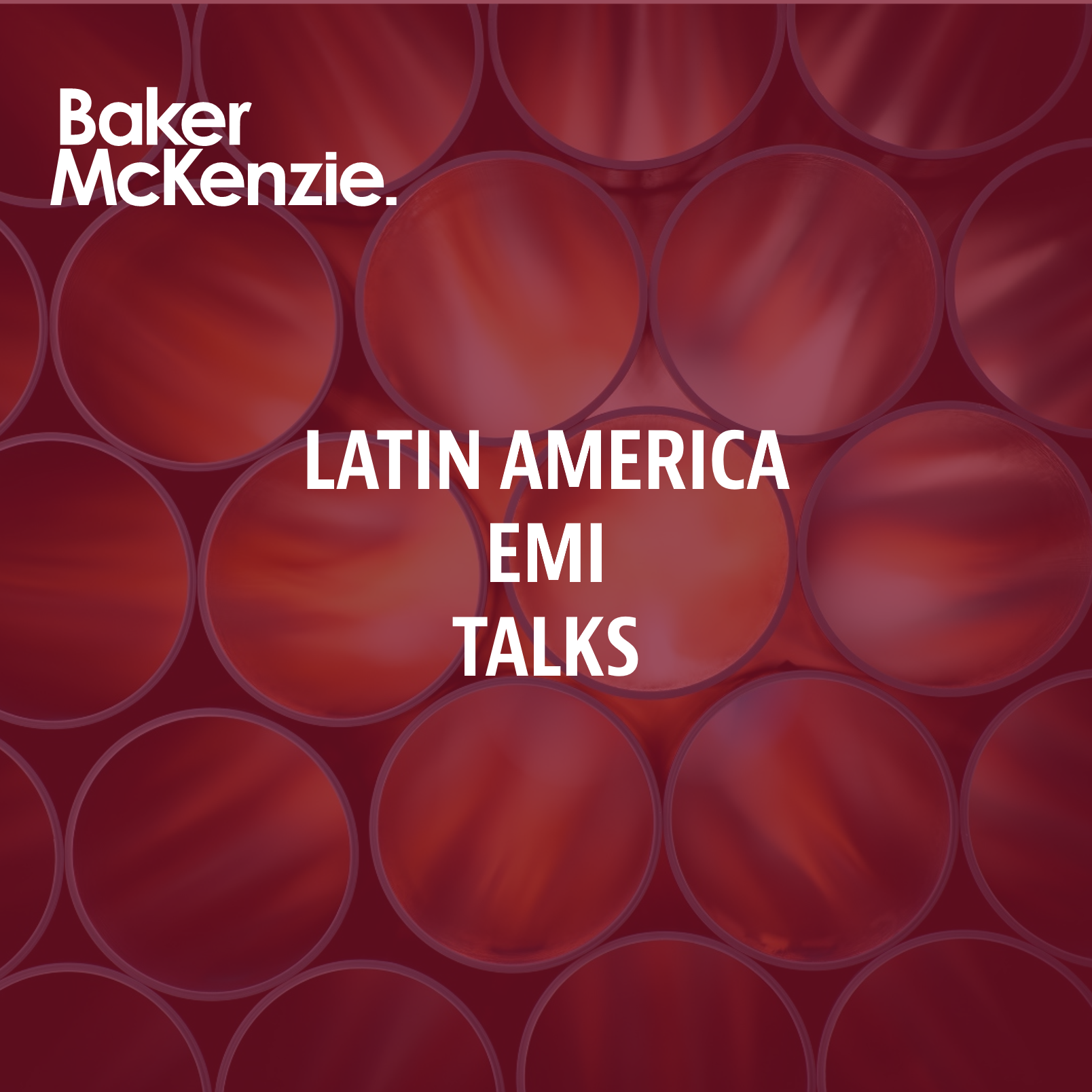 Latin America EMI Talks show art