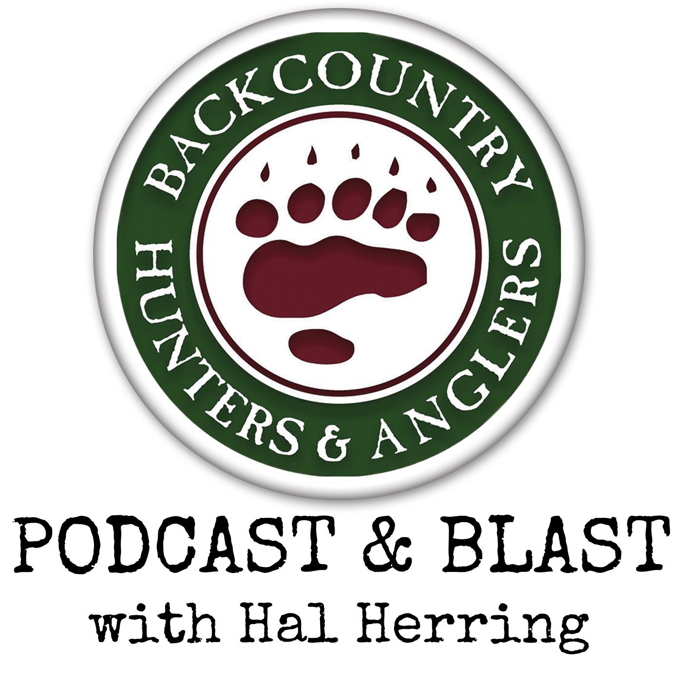 BHA Podcast & Blast with Hal Herring show art