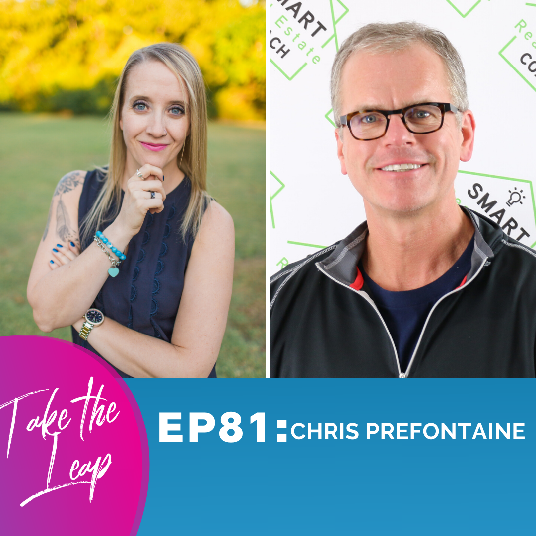 Episode #81 - Chris Prefontaine Takes The Leap