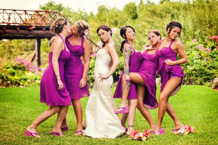 Amazing Top 10 Weirdest Wedding Traditions in The World : Trends
