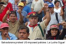 El Salvador's 2009 elections Pt 1 - a Death Squad campaign?