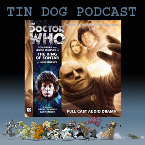 TDP 381: The King of Sontar - 4th Doctor Adventures 3.1