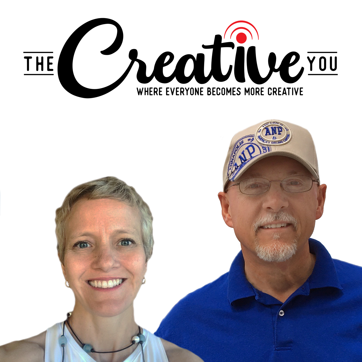 The Creative You Podcast show art
