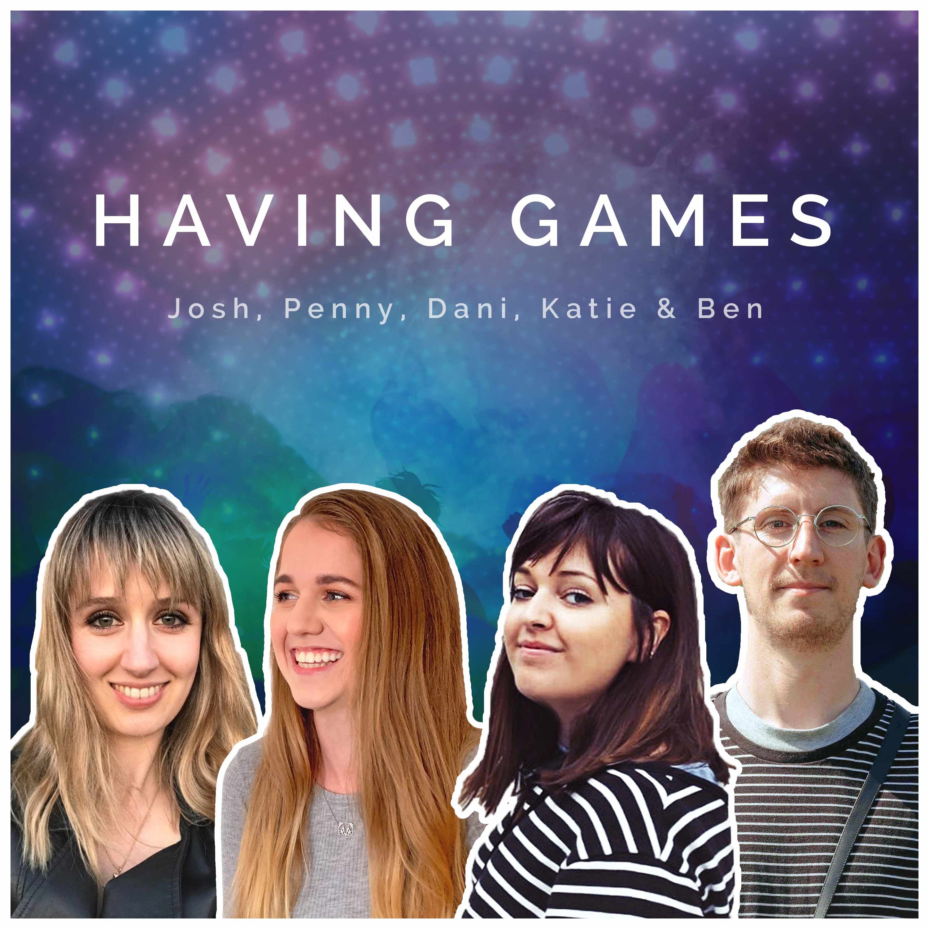 BREADCRUMBING THAT D*** - Having Games with Penny Hughes, Dani Close, Katie Hurst & Ben Sharp #6