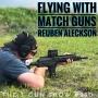 Artwork for 250: Flying With Match Guns | Reuben Aleckson