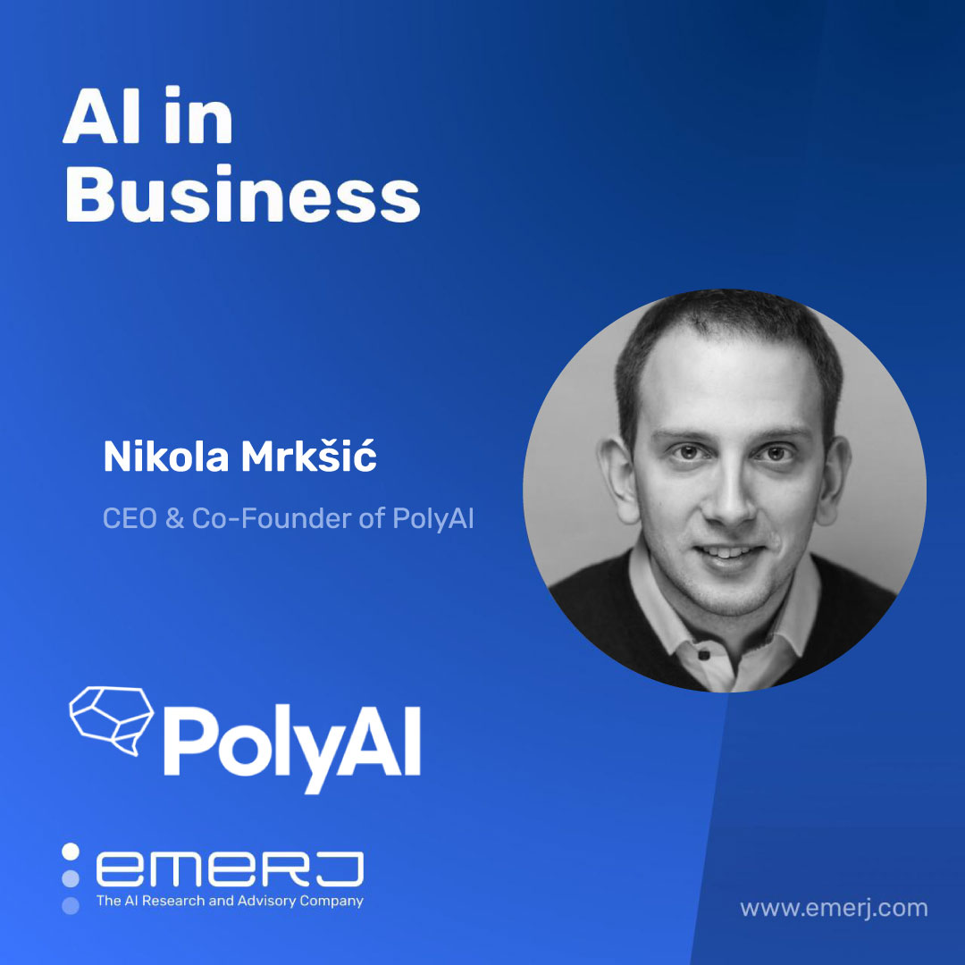 AI-Powered Appointment Setting, a Use-Case Deep Dive - with Nikola Mrkšić of Poly AI