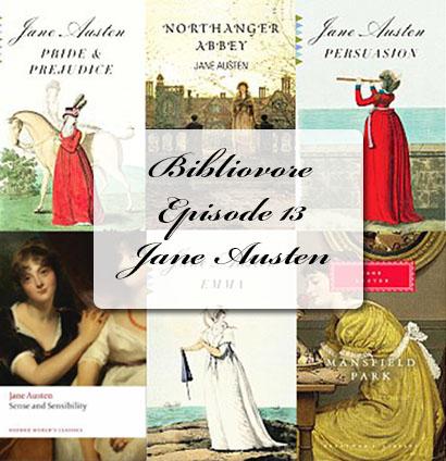 Episode 13 - Jane Austen