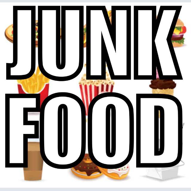 JUNK FOOD JOE RUMRILL show art