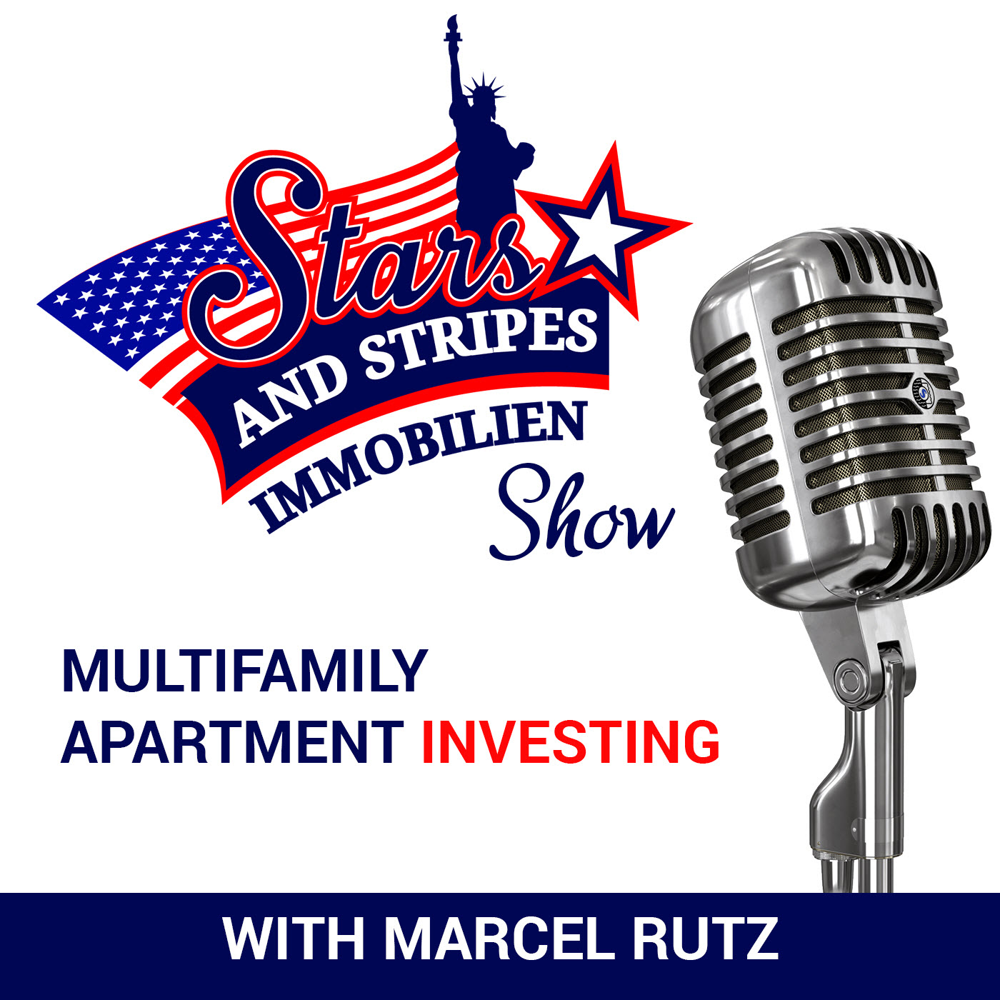 US Multifamily Apartment Investing show art