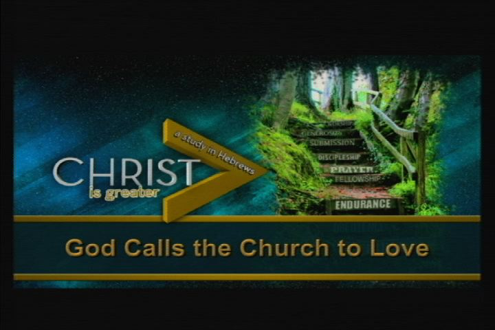 God Calls the Church to Love