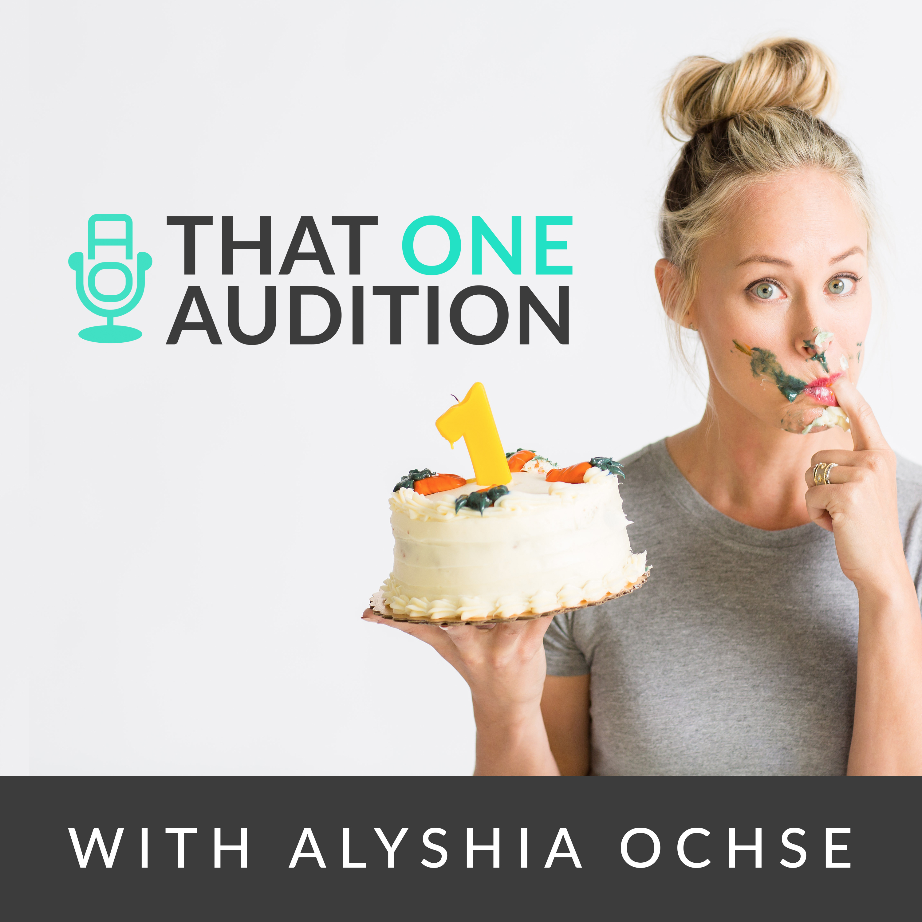 That One Audition with Alyshia Ochse show art