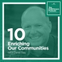 Artwork for Enriching Our Communities with Dave Ray