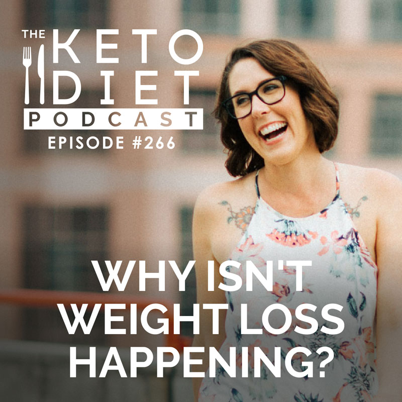 #266 Why Isn't Weight Loss Happening?