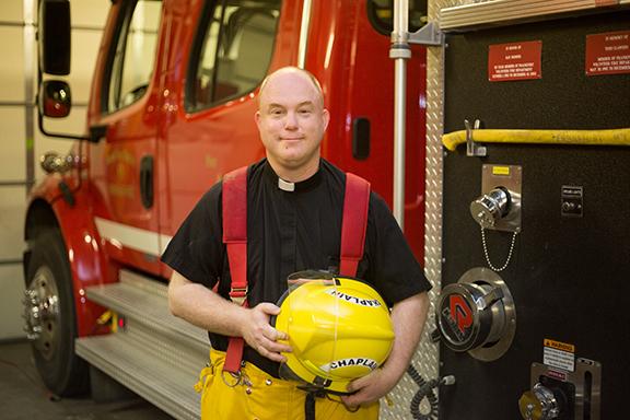 Father Fireman