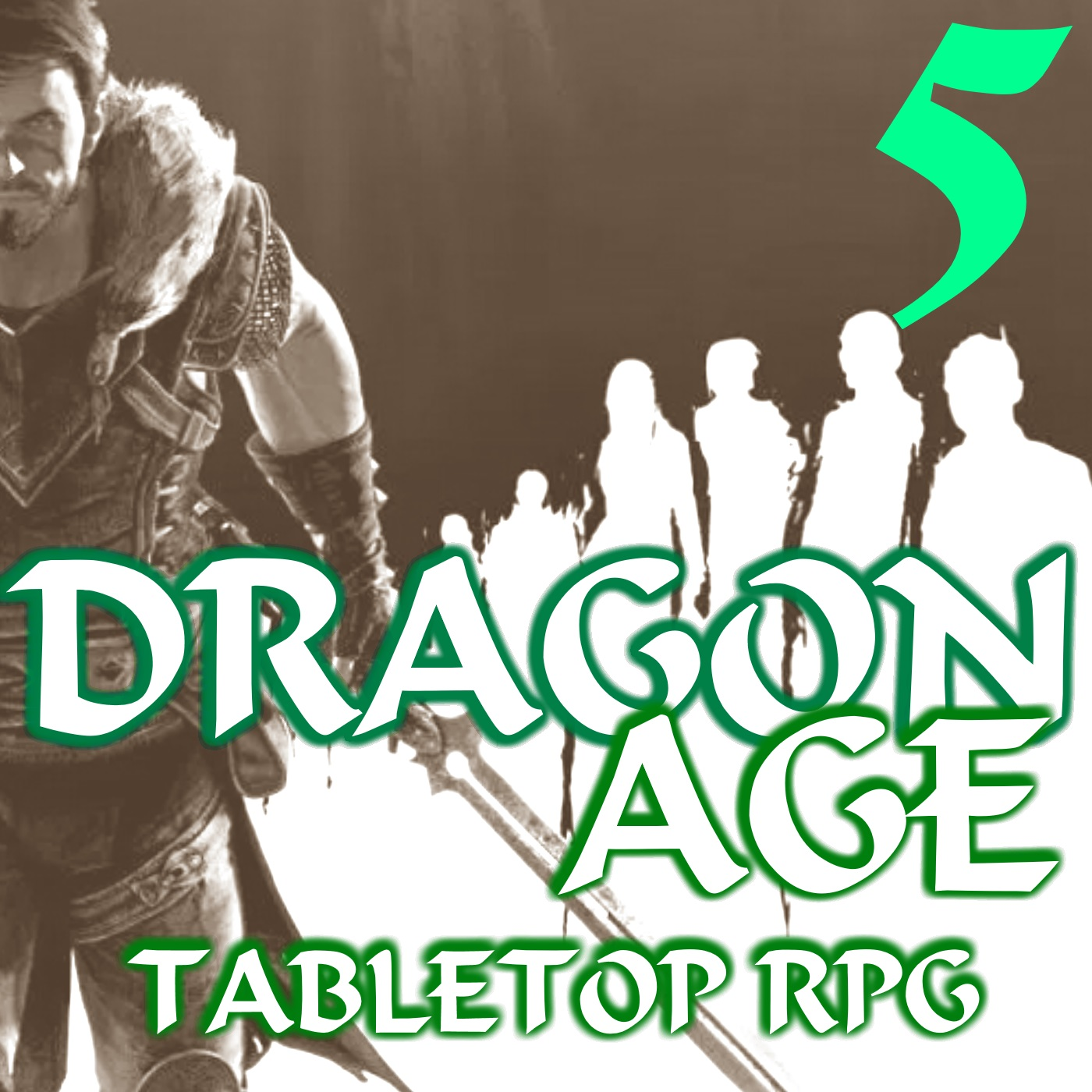 Artwork for Dragon Age - Part 5