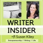 Artwork for Writer Insider with Susan Kiley
