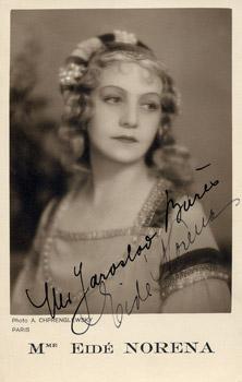 Eide Norena (1884-1968)