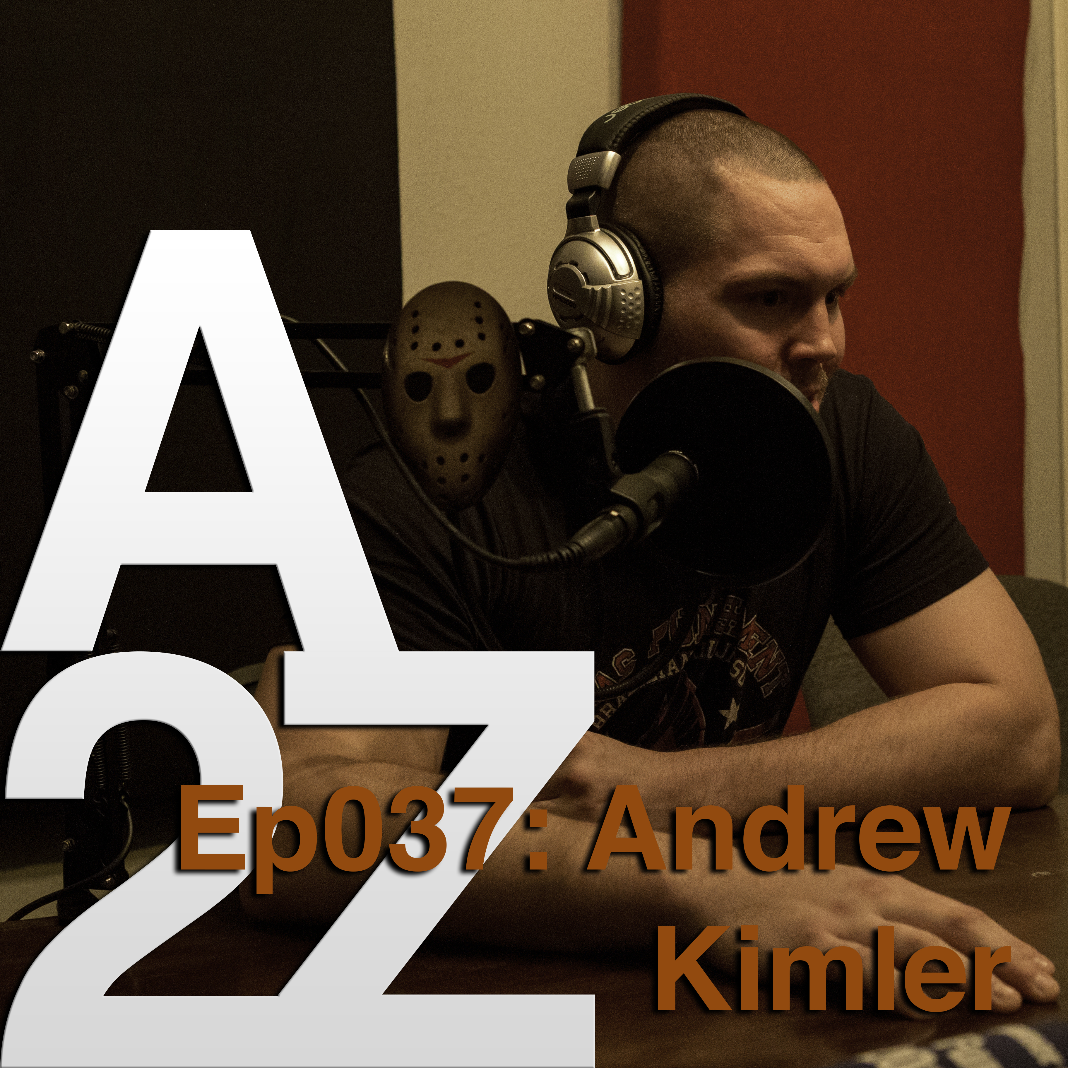 Artwork for Ep037: Andrew Kimler - Undefeated MMA Fighter and recent NASA Intern