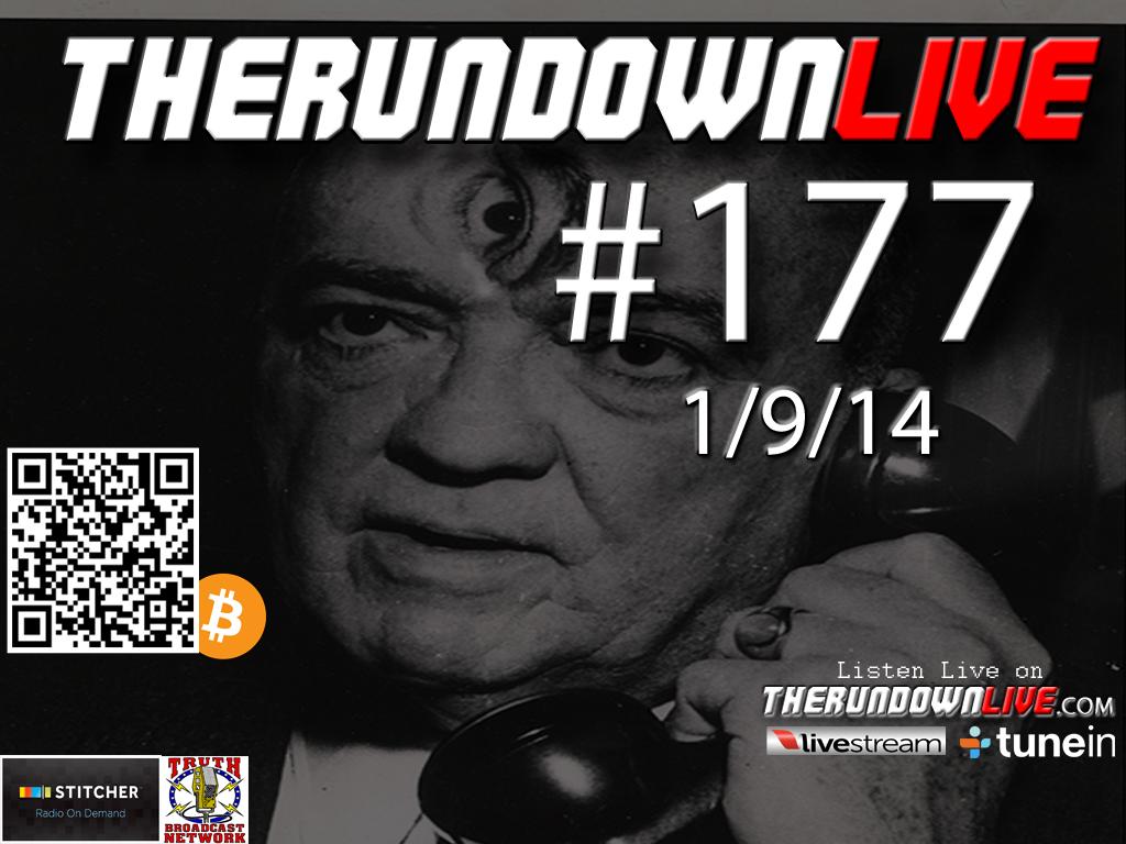 The Rundown Live #177 Boguslawski, SmartCar, Domain Awareness Centers