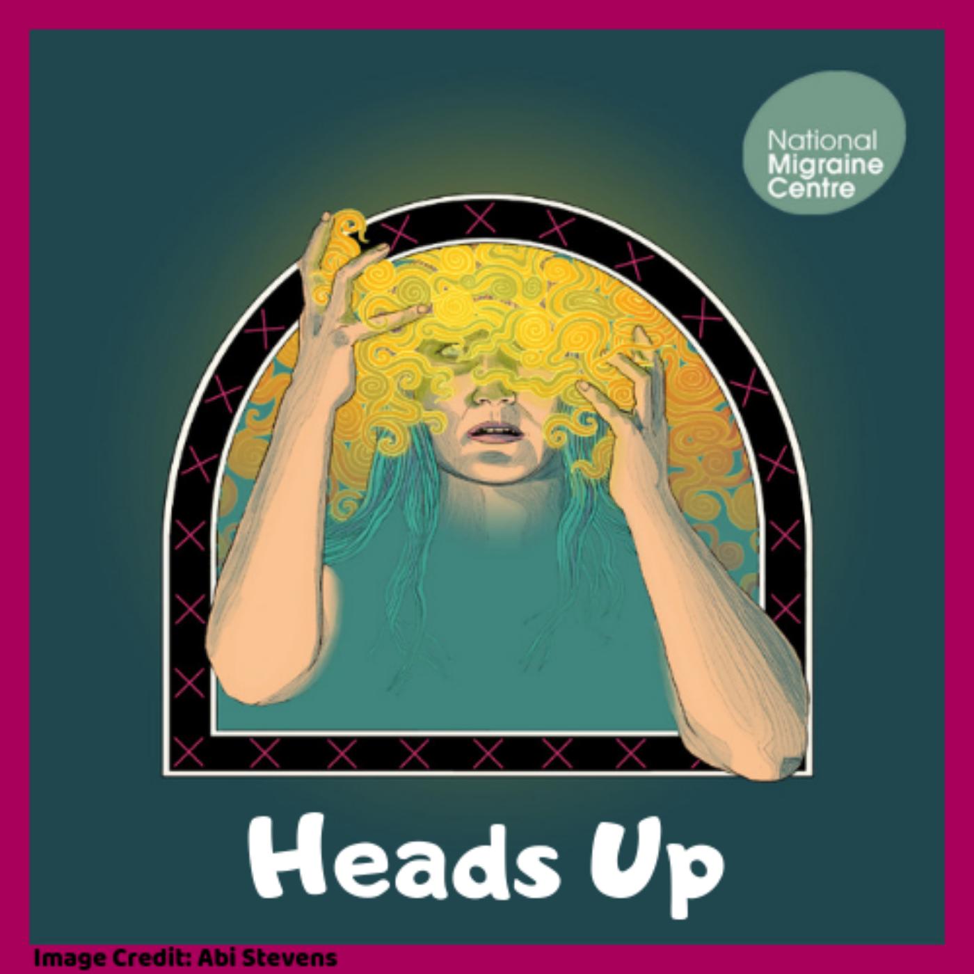 Heads Up show art