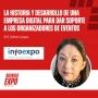 Artwork for E025 La historia y desarrollo de una empresa digital para dar soporte a los organizadores de eventos, con Esther Campos, de INFOEXPO