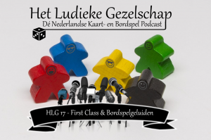 HLG 17: First Class & Bordspelgeluiden