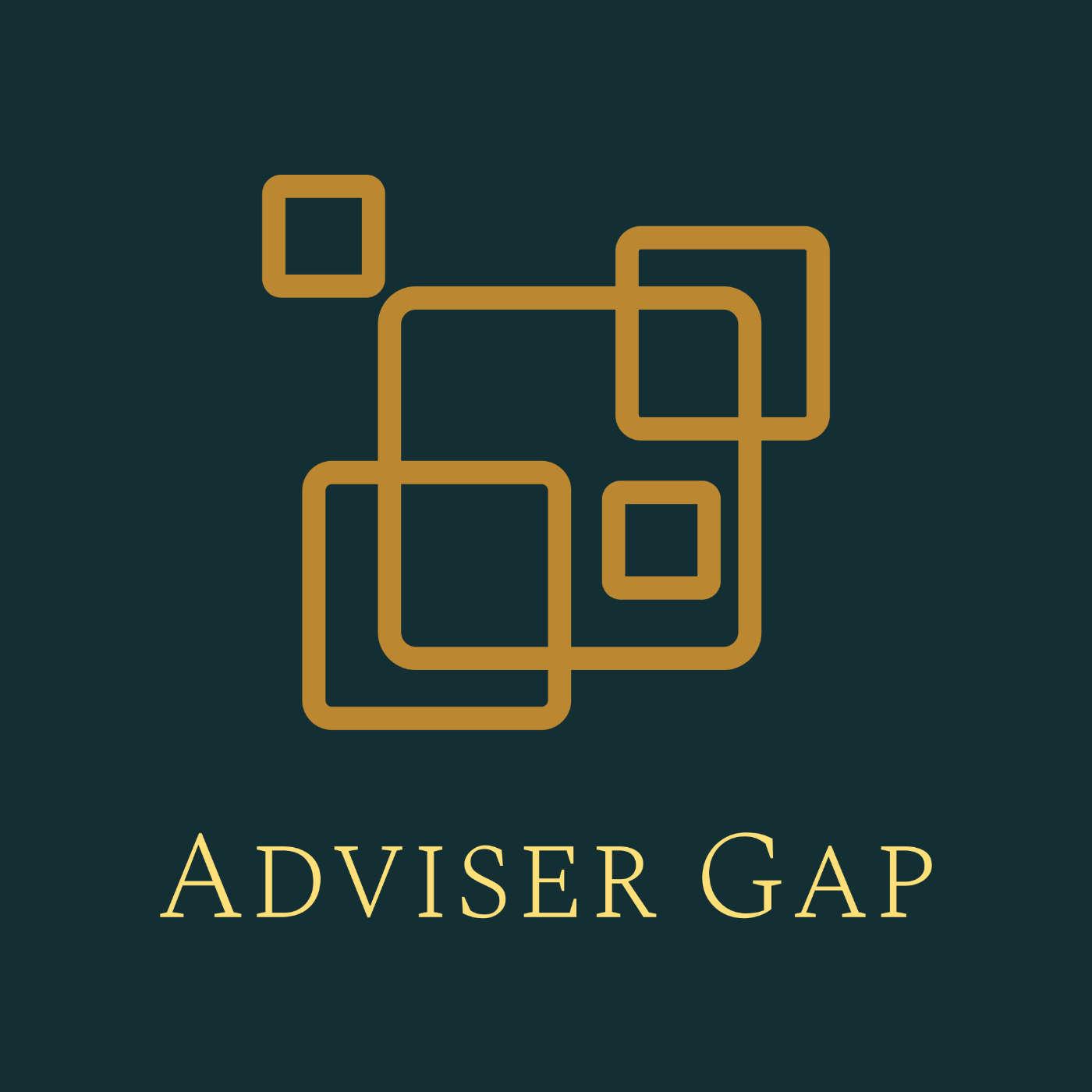 The Adviser Gap Podcast show art