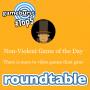 Artwork for GameBurst Roundtable - Non-Violent Video Games