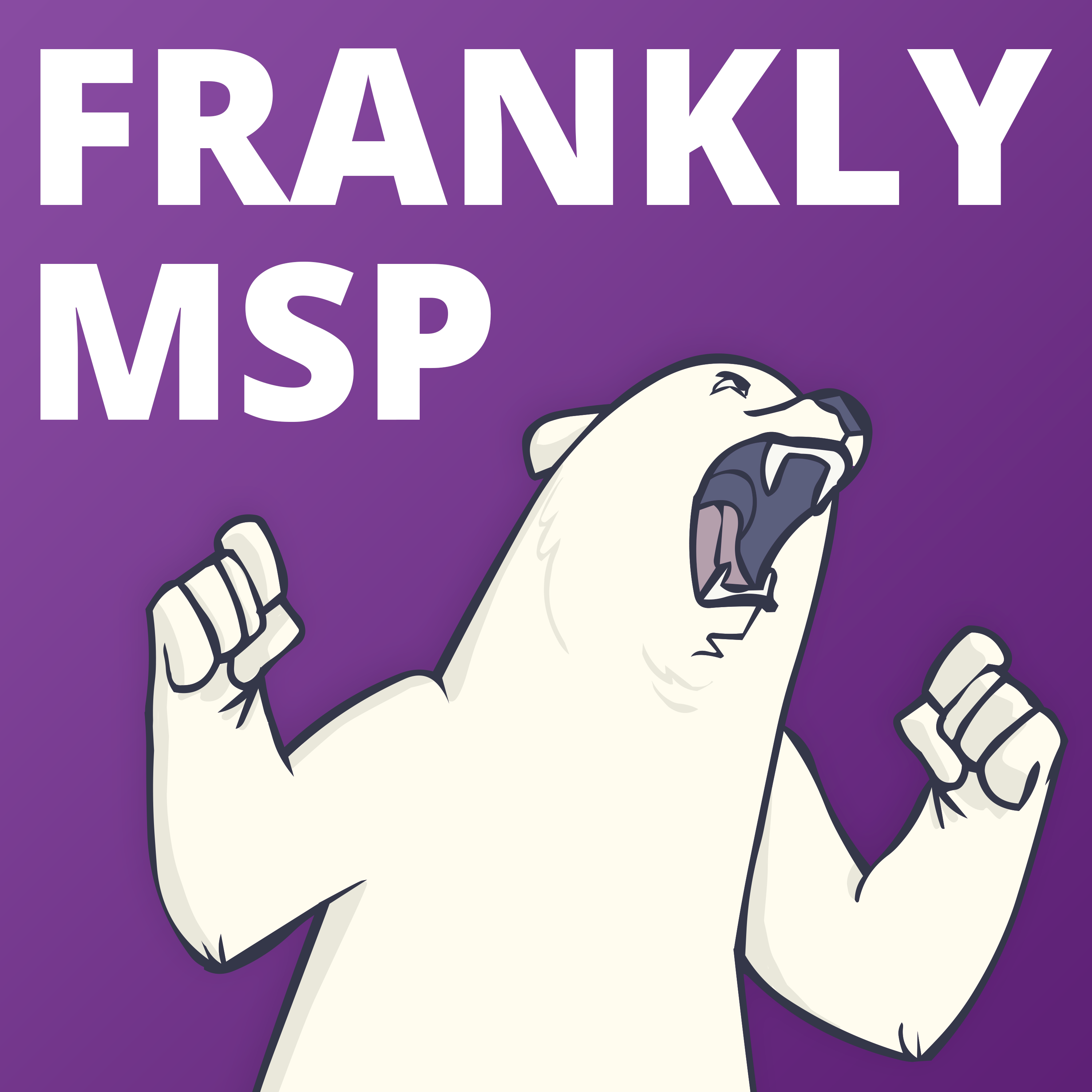 Frankly MSP show art