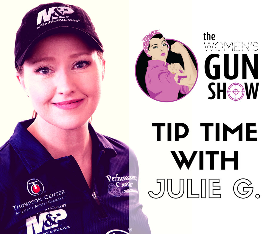 Julie Golob Joins the Show