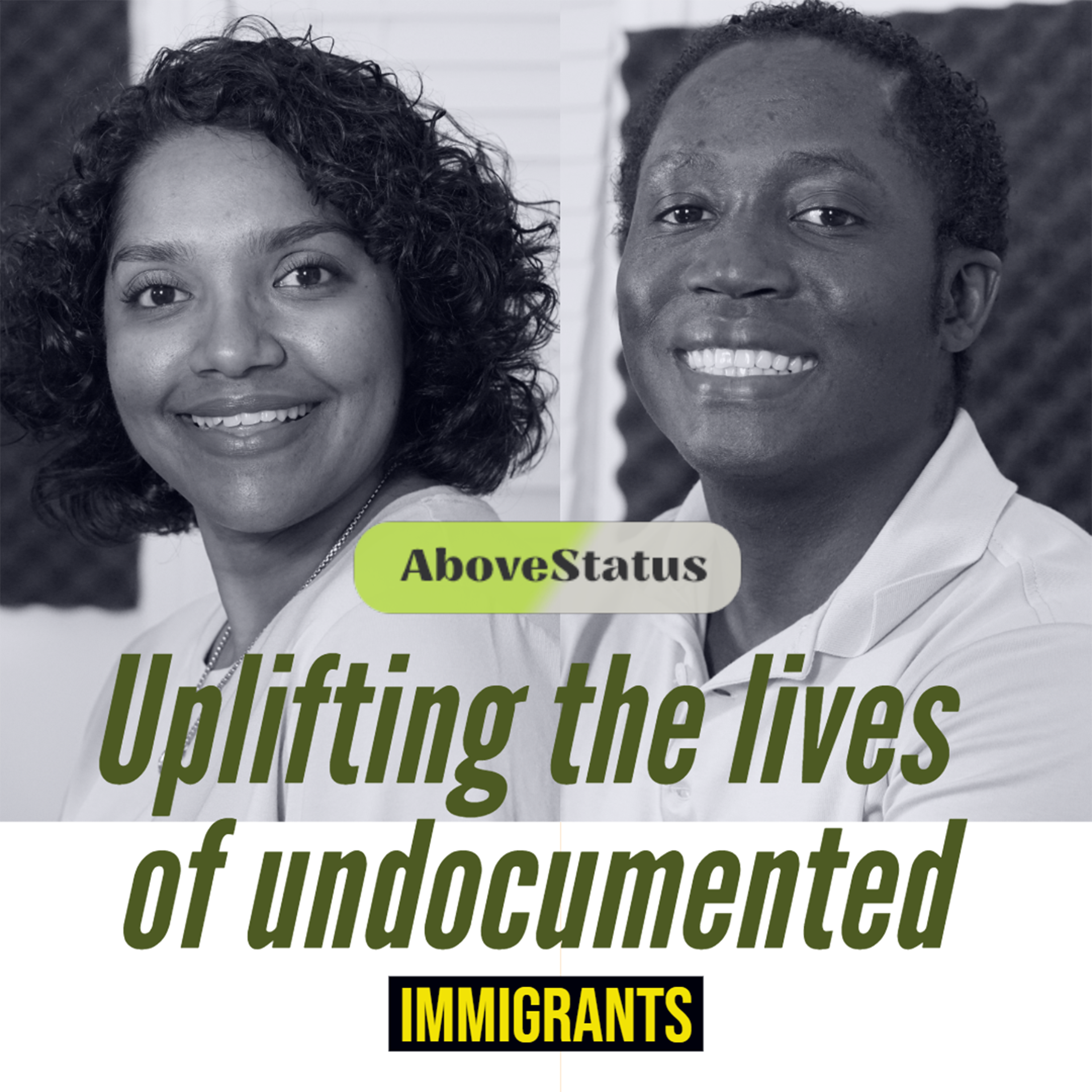 AboveStatus: Uplifting the Lives of Undocumented Immigrants show art