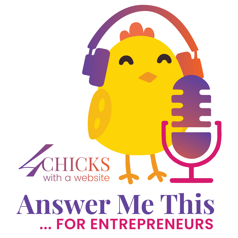 Answer Me This For Entrepreneurs show art
