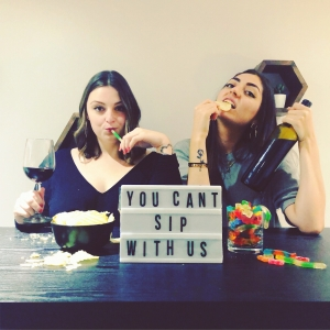 You Can't Sip With Us Podcast