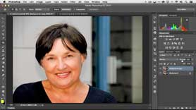 How To Retouch a Photo in Photoshop for a Mature Audience