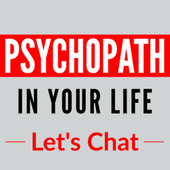 Psychopath In Your Life show art