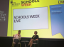 Artwork for #128 - Schools Week LIVE on national computing, assessment and car park capitalism gone mad