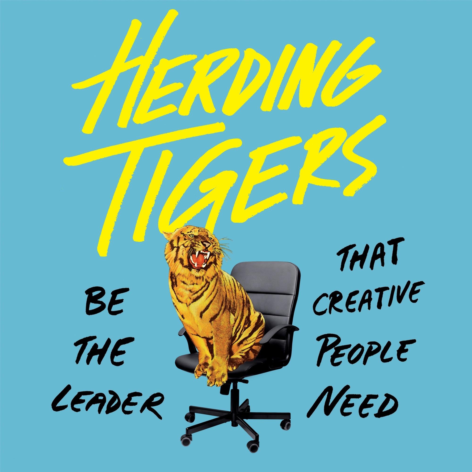 Herding Tigers show art